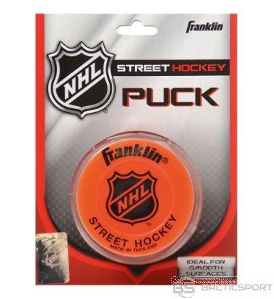 Franklin Streethockey Puck hokeja spēlētāja ielas ripa (42017)