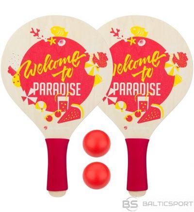 Schreuderssport Beach tennis set WAIMEA PARADISE