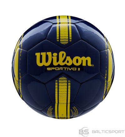 WILSON futbola bumba NCAA SPORTIVO II