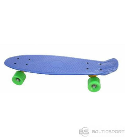 Skrituļdēlis - penny board - Dolphin zils