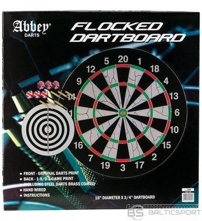 Schreuderssport Dartboard ABBEY DARTS FLOCK