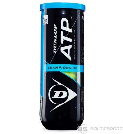 Tennis balls DUNLOP ATP CHAMPIONSHIP 3-tube