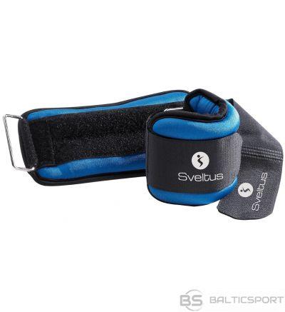 Lycra weighted cuffs SVELTUS 0940 2x0,5kg