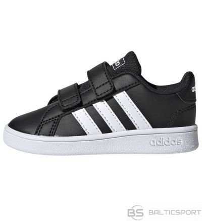Kurpes adidas Grand Court EF0117 / Melna / 20