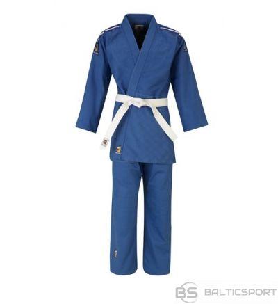 Judo suit MATSURU JUDO JUNIOR 100% cotton 360 g/m² 130 cm blue