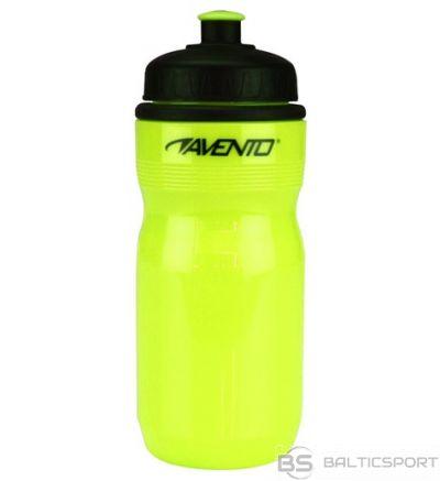 Schreuderssport Sports Bottle AVENTO 500ml 21WB Fluorescent yellow/Black