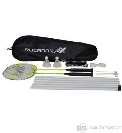 Rucanor Tennis Badminton set RUCANOR MATCH 250  for 2 players