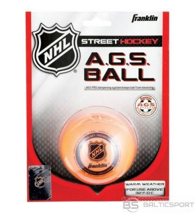 Franklin A.G.S. Streethockey Ball hokeja spēlētāja ielas bumbiņa (12217)