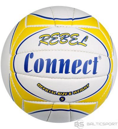 Connect Pievienojiet nemiernieku volejbolu / Dzeltena /