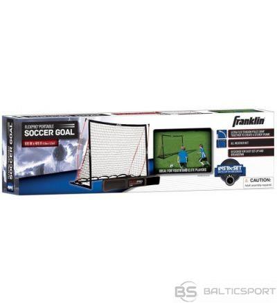 Franklin 6x4 Flexpro® Portable Soccer Goal saliekamie futbola vārti (60058)