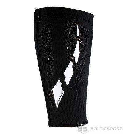 Nike Guard Lock Elite piedurknes SE0173 011 aproces / Melna / S-(32-38cm)