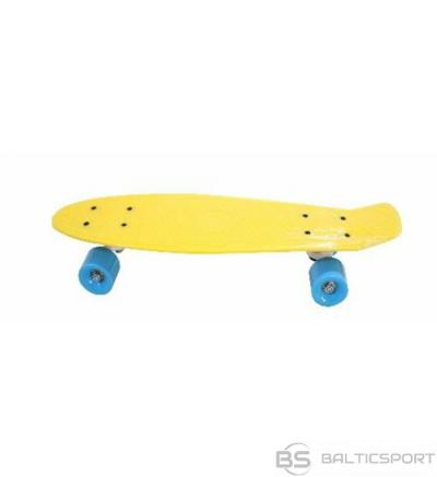 Skrituļdēlis - penny board - Dolphin dzeltens