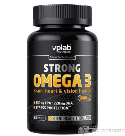 VPLab Strong Omega 3
