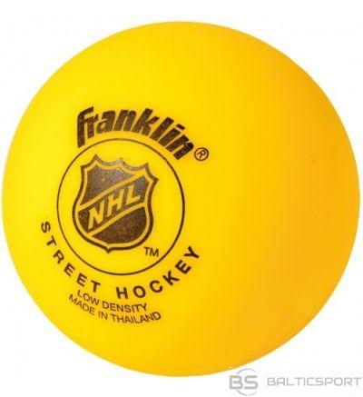 Franklin Low Density Streethockey Ball hokeja spēlētāja ielas bumbiņa (12205)