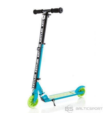 Scooter KETTLER ZERO 5 ZIG-ZAG blue