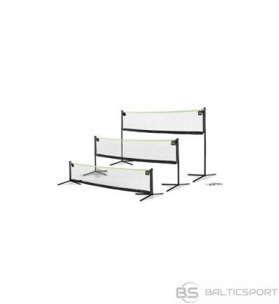 Badmintona tikls ar statīvu Multi-Sport Net 3000 Indoor & Outdoor