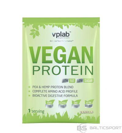 Vegānu proteīns VPLab Vegan Protein 30 g - Vaniļas / 30 g