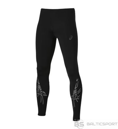Legingi Asics Stripe Tight 121332 0737 / Melna / S