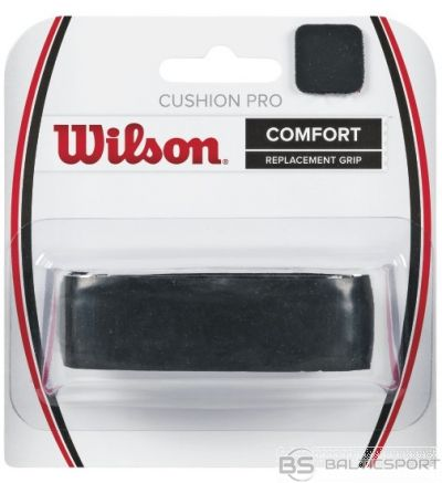 Wilson CUSHION PRO REPL GRIPS melns