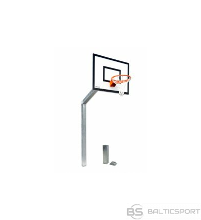 Basketbola, strītbola konstrukcija