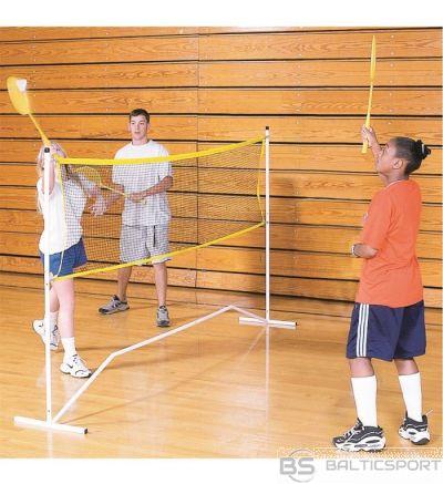 Kwik NET Badmintona spēles statīvs
