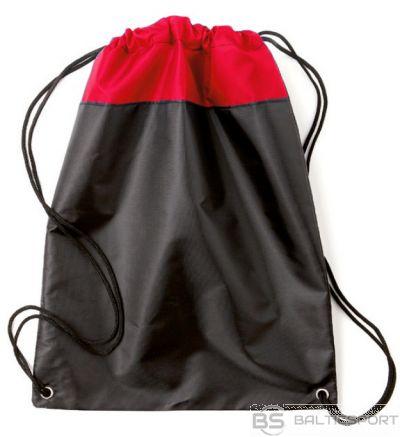 Sport bag TREMBLAY black/ red