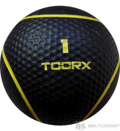 Toorx MEDICINE BALL D19.5cm, 1kg