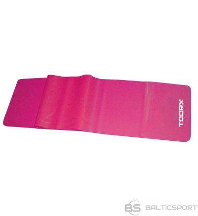 Toorx Latex free elastic band AHF006 Light 150x15cm fuchsia