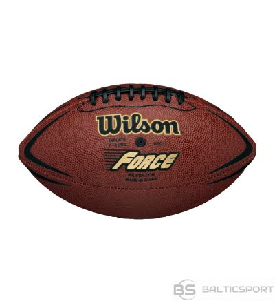 WILSON amerikāņu futbola NFL FORCE