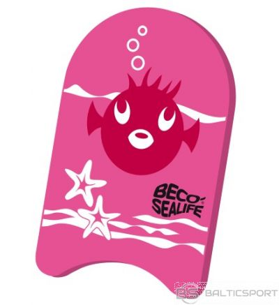 Beco Kickboard SEALIFE 9653 4 pink
