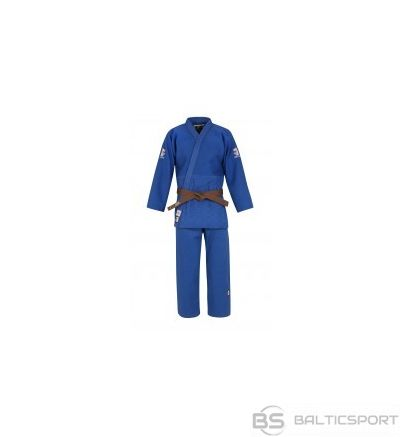 Judo suit Matsuru CHAMPION IJF 100% cotton 750 g/m² 200 cm blue