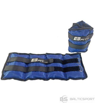 Energetic Body EB FIT slodze 2x1,00 kg / 2x1.50 kg /