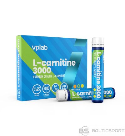 VPLab L-Carnitine 3000 25 ml x 7 gab.