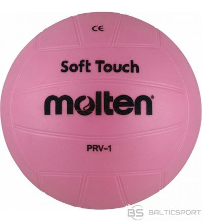 Softball MOLTEN PRV-1 for leisure, pink