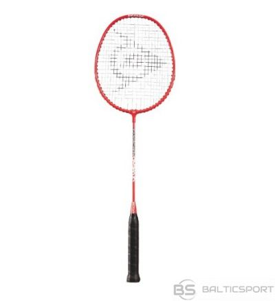 Badminton racket DUNLOP Nitro Performance 120g, for beginners