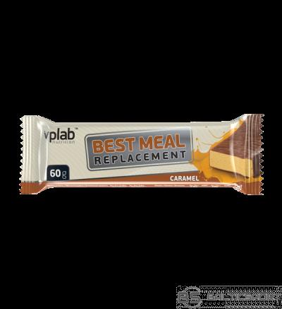 VPLab Best Meal Replacement Bar 60 g - Karameļu / 60 g