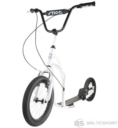 Stiga Skūteris Air  Scooter 16'' balts