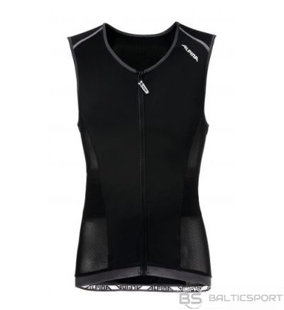 Alpina Sports JSP 3.0 Men Vest / Melna / Balta / XL