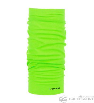 Viking multifunkcionāla bandana / neona zaļa