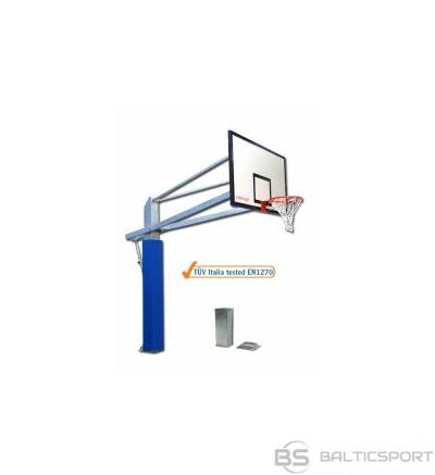 Basketbola, strītbola konstrukcija, basketbola grozs