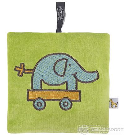 Heat pack with rape seed filling FASHY ELEPHANT 6336 61 15x15 cm
