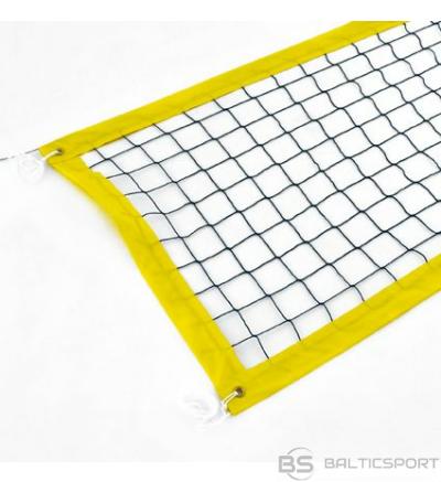 Pludmales volejbola tīkls 8500 mm - 50mm perimetrs - 2.5mm