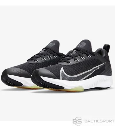 Nike Air Zoom Speed ​​GS CJ2088-001 apavi / 37 1/2 / Melna