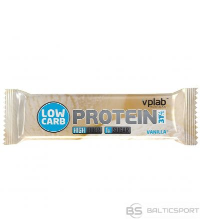 VPLab Low Carb Protein Bar 35 g - Vaniļas / 35 g