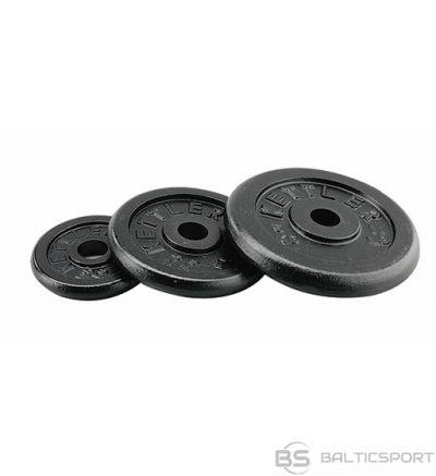 Cast-iron weight disk KETTLER 2 x 0,5 kg