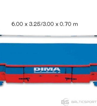 Dima Challenger augstlēkšanas paklāju komplekts