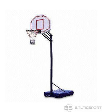 Basketbola grozs/ statīvs Sportix ar regulējamu augstumu