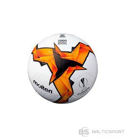 Football ball MOLTEN F5U1000-K0 UEFA Europa League replica TPU size 5