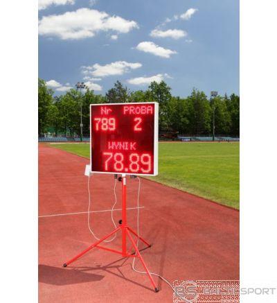 Polanik LED Result Display Board