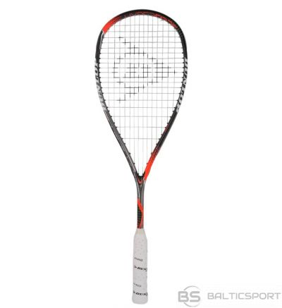 Squash racket DUNLOP HYPERFIBRE REVELATION PRO 128g for professionals Ali Farag signature
